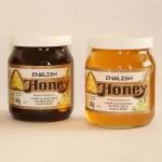 Local honey - Photo by V Barnes 2012