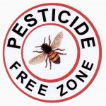 pesticide free  - Photo P Perry