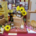 Nat Honey Show 2013 Sales Displays