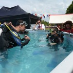 Scuba diving for children
